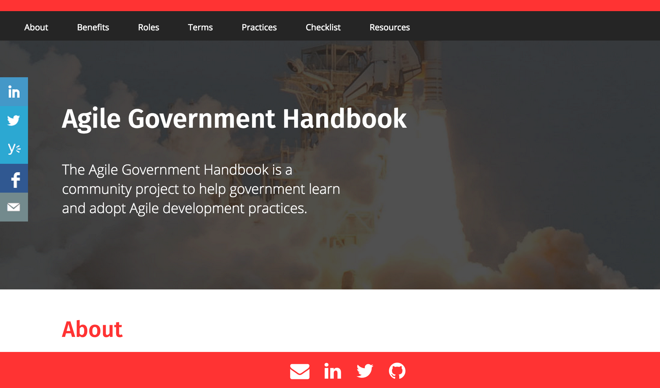 Agile Government Handbook