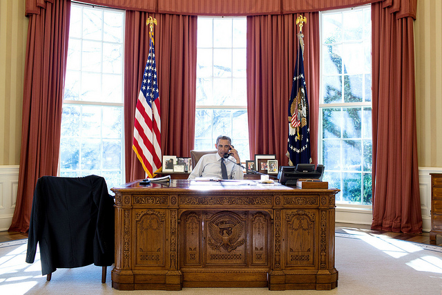 Photo: White House/Pete Souza