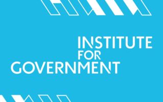 UK Institute for Government