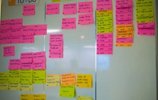 """""""Scrum Board"""" (CC BY-NC 2.0) by pangpond"""