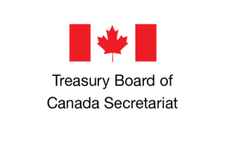 Treasury Board of Canada logo