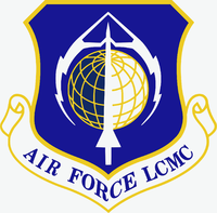 Air Force LCMC logo