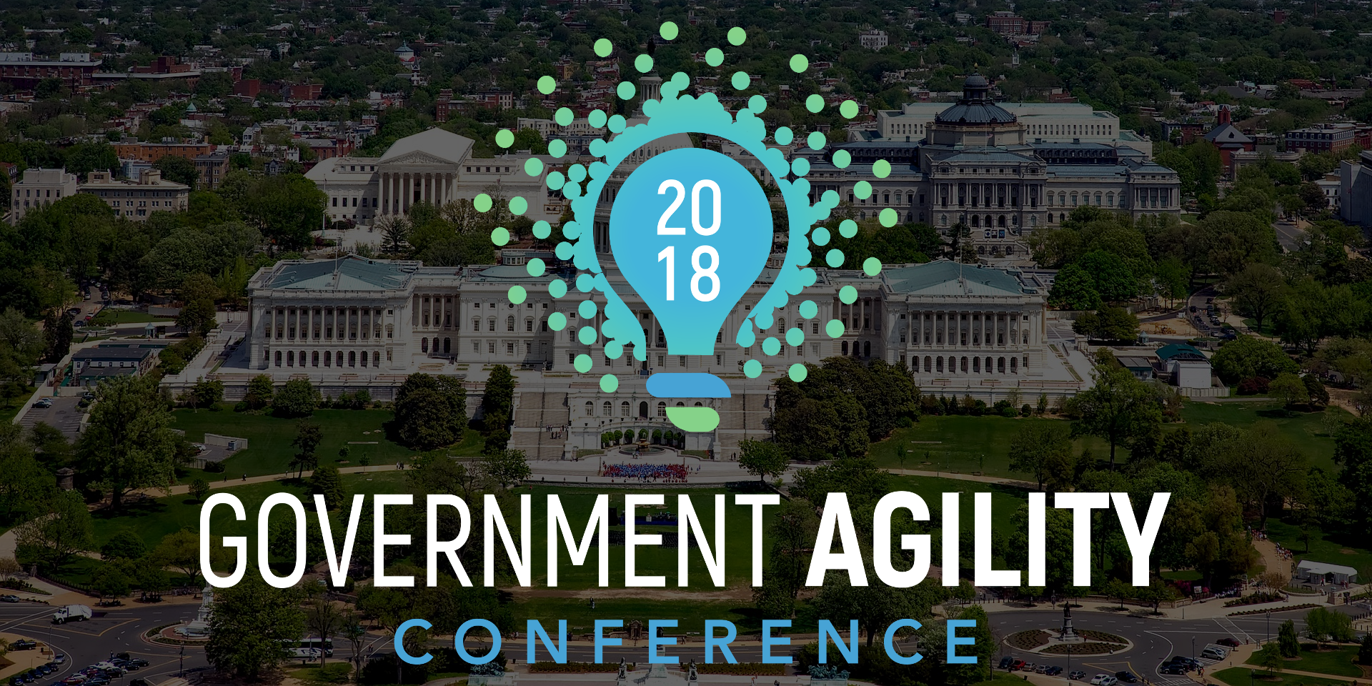 Government Agility Conference 2018 logo